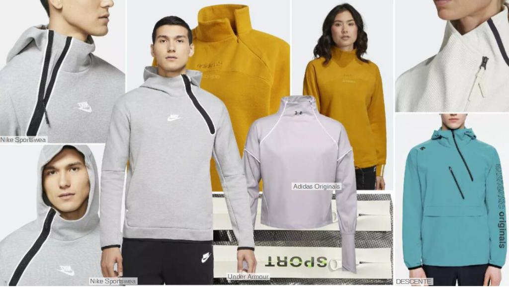 Minimalist Fashion Sport Sweatshirt