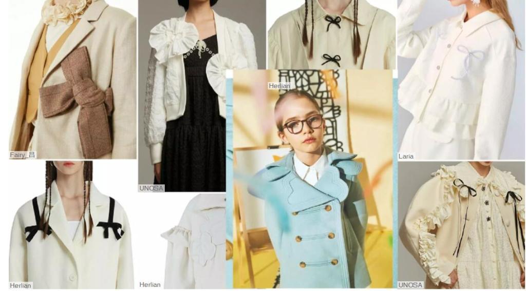 Feminine Detail kidswear