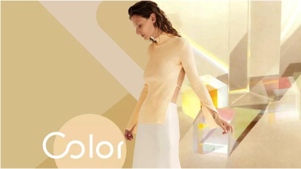 womenswear color