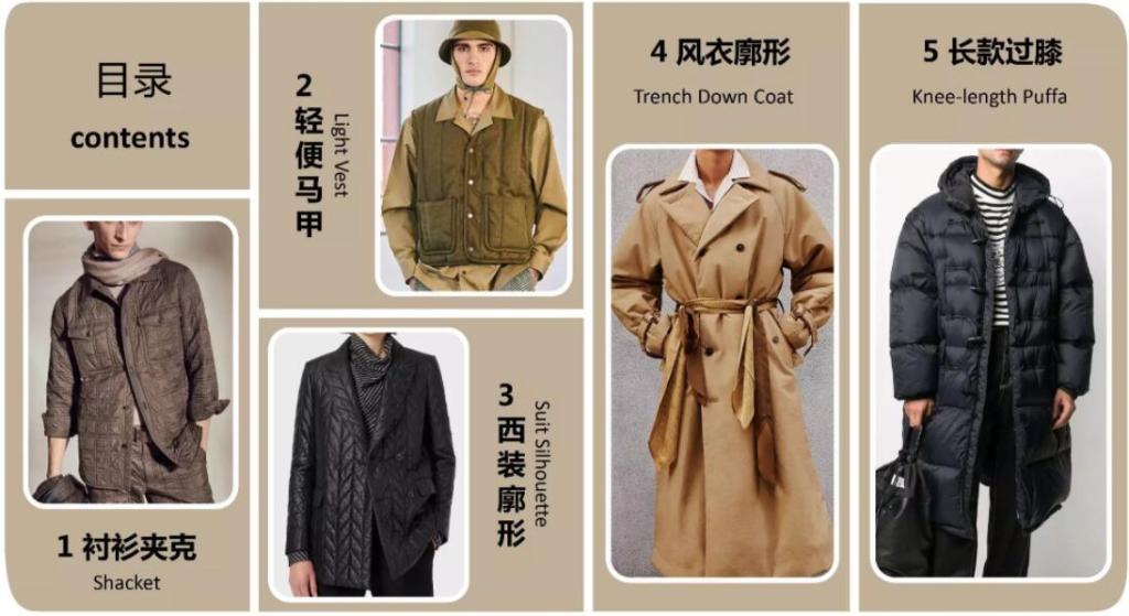 Men's Urban Grace Down Jacket