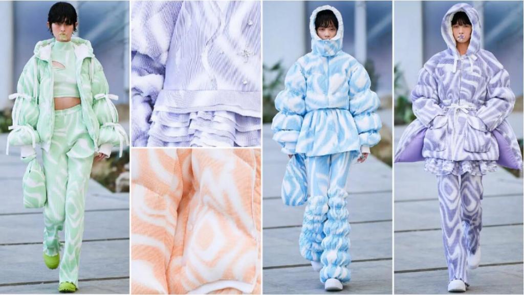 Women's Down Jacket Designer Brand