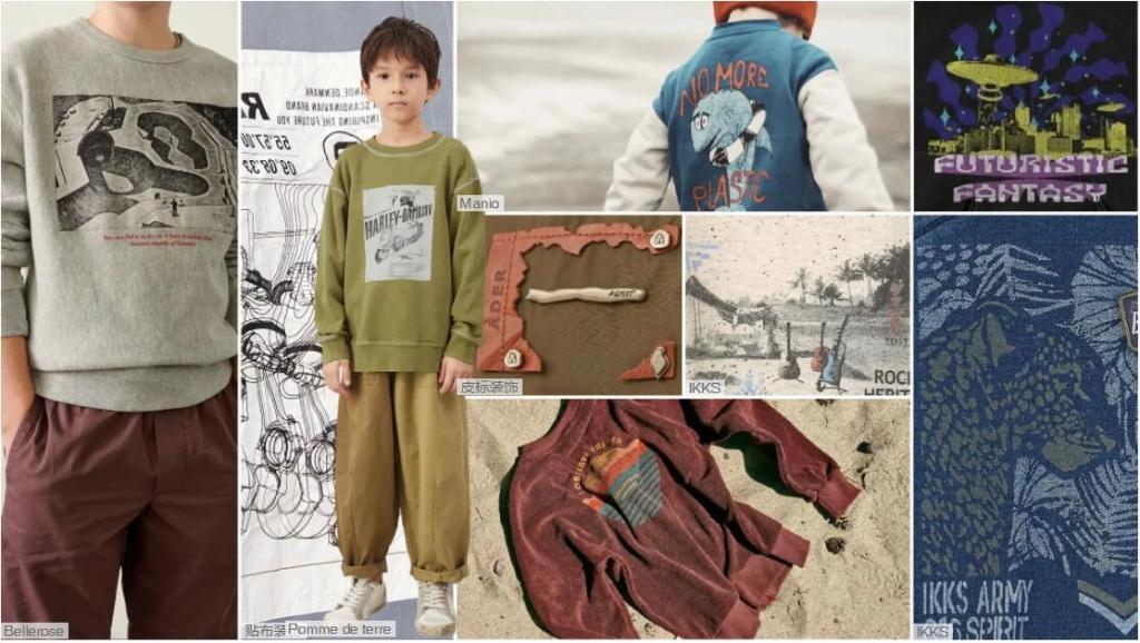 Kids' Cool and Comfortable Sweatshirt