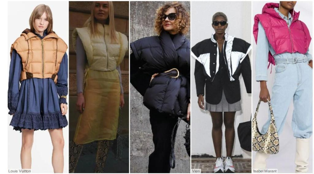 Women's Puffy Down Jacket