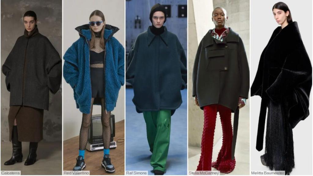 Women's Enlarged Overcoat
