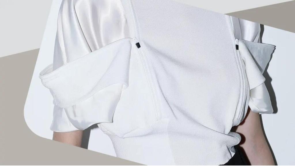 Womenswear sleeves