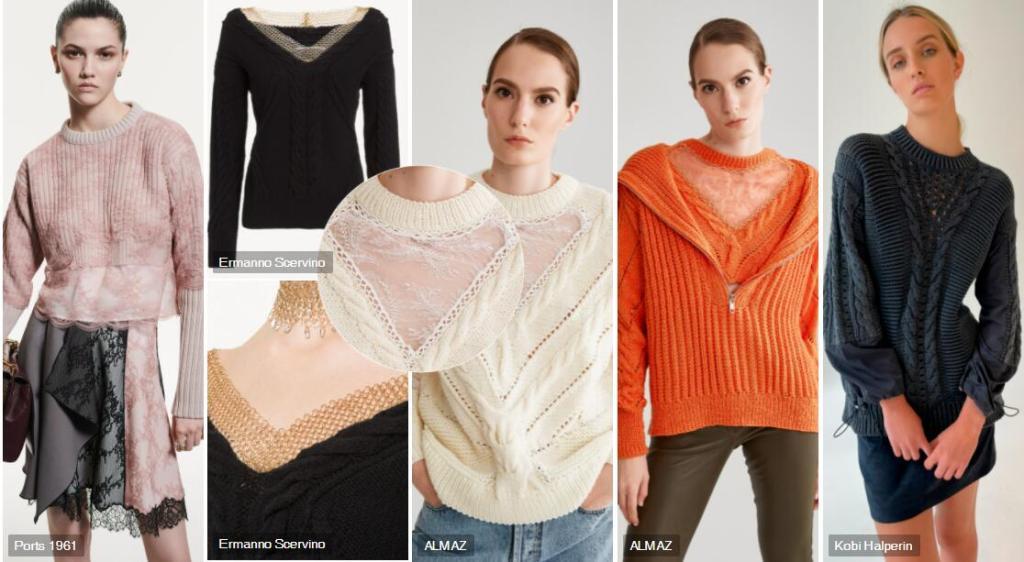 Women's Elegant Sophistication Knitwear